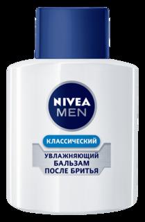 Nivea - Бальзам после бритья Увлажняющий Классический, 100 мл