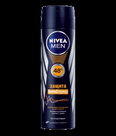 Nivea - Дезодорант-спрей Защита антистресс, 150 мл