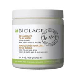 Matrix - маска увлажняющая для волос R.A.W. Re-Hydrate Biolage, 400 мл