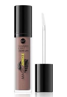 Bell - Помада жидкая губная Magic Jungle Shimmer&Mat Liquid Lips, (2 тона)
