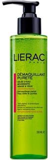Lierac - Гель очищающий для умывания, 200 мл