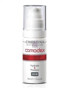 Christina - Увлажняющая восстанавливающая сыворотка Comodex Hydrate & Restore Serum, 30 мл