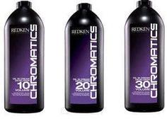 Redken - Проявитель крем-масло Chromatics Oil in Cream Developer, 1 л (3, 6, 9%)