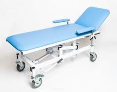 МедИнжиниринг - Перевязочный стол-кушетка КСМ-ПП-06г (21 цвет)