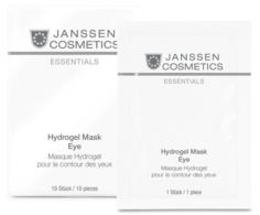 Janssen - Укрепляющие гидрогель-патчи для кожи вокруг глаз Hydrogel mask eye, 1 шт