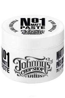 Johnny's Chop Shop - Матирующая паста для волос сильной фиксации №1 Matt Paste, 75 г