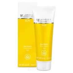 Janssen - Солнцезащитная эмульсия для лица и тела SPF50+ Sun, 75 мл