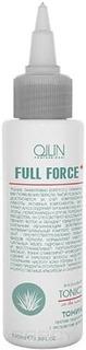 OLLIN Professional - Тоник против перхоти с экстрактом алоэ Anti-Dandruff Tonic, 100 мл