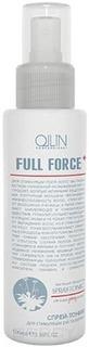 OLLIN Professional - Спрей-тоник для стимуляции роста волос с экстрактом женьшеня Hair Growth Tonic Stimulating Spray, 100 мл