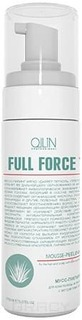 OLLIN Professional - Мусс-пилинг для волос и кожи головы с экстрактом алоэ Anti-Dandruff Hair & Scalp Mousse, 160 мл