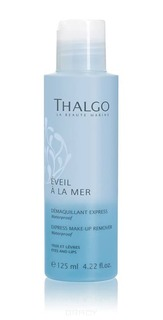 Thalgo - Экспресс средство для снятия макияжа с глаз и губ, 125 мл