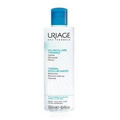 Uriage - Вода мицеллярная очищающая для нормальной и сухой кожи