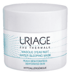 Uriage - Ночная увлажняющая маска Eau Thermale, 50 мл
