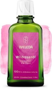 Weleda - Масло дикой розы, 100 мл