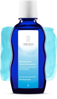 Weleda - Оживляющий тоник для лица для всех типов кожи, 100 мл