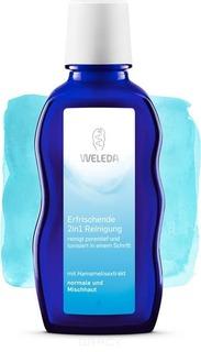 Weleda - Освежающее очищающее средство 2 в 1 для нормальной и смешанной кожи, 100 мл