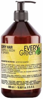 Dikson - Шампунь для сухих волос Everygreen Dry Hair Shampoo Nutriente
