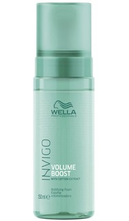 Wella - Мусс-уход для придания объема Invigo Volume Boost, 150 мл
