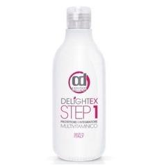 Constant Delight - Эликсир мультивитаминная защита при осветлении и окрашивании волос Шаг 1, 250 мл