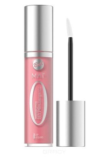 Bell - Матовая жидкая помада Mat Lip Liquid Hypoallergenic, (6 тонов)