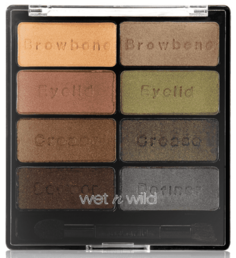 Wet n Wild - Тени для век Color Icon Eyeshadow Collection (E738 comfort zone)
