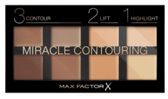 Max Factor - Палетка средств для контуринга из 8 оттенков Miracle Contouring, тон №10 universal