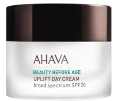 Ahava - Дневной крем для подтяжки кожи лица с широким спектром защиты spf20 Beauty Before Age, 50 мл