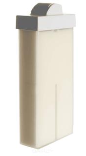 Planet Nails - Воск в картридже белый с маленьким роликом, 100 мл