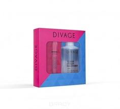 Divage - Набор подарочный № 61 (тушь для ресниц `90х60х90` № 6101 + средство для снятия макияжа с глаз и губ 2в1), 10 + 130 мл
