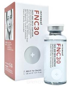 Intomedi - Активный липолитический концентрат с укрепляющим и подтягивающим действием для лица и тела FNC 30 Face & Neck Contour MS7, 30 мл