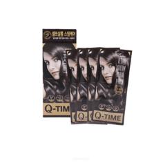 SeoulCosmetics - Маска мгновенного действия для волос Hyssop Q-Time Steam Hair Pack, 4*30 гр