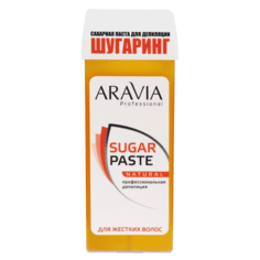 """Aravia - Сахарная паста для депиляции в картридже """"Натуральная"""" мягкой консистенции, 150 гр"""