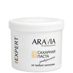 """Aravia - Сахарная паста для депиляции EXPERT 3 """"Универсальная"""", 750 гр"""