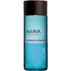 Ahava - Средство для снятия макияжа с глаз Time To Clear, 125 мл