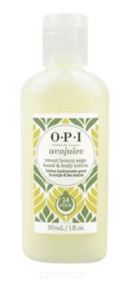 OPI - Лосьон для рук Лимон Avojuice