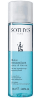 Sothys - Средство для снятия макияжа с глаз и губ с экстрактом мака
