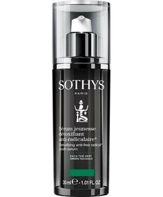 Sothys - Anti-age омолаживающая сыворотка для детокса кожи (эффект детокс-процедуры) Detoxifying Anti-Free Radical Youth Serum
