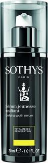 Sothys - Anti-age омолаживающая сыворотка для выравнивания рельефа кожи Unifying Youth Serum (эффект лазерной и LED-терапии)