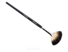 Sibel - Кисть-зонтик для макияжа, енот, 23 см