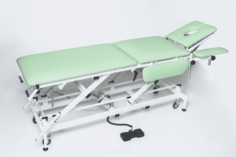 МедИнжиниринг - Массажный стол с электроприводом КСМ-04э (21 цвет)