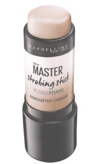 Maybelline - Хайлайтер Master Strobing, (2 оттенка)