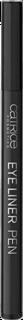 Catrice - Подводка для глаз Eye Liner Pen Black, тон 010, черная