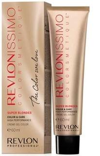 Revlon - Краска для волос с гиалуроновой кислотой Revlonissimo Colorcosmetique Super Blondes, 60 мл (7 оттенков)