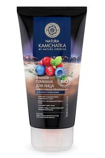 """Natura Siberica - Гоммаж ягодный для лица """"Эффективное обновление"""" Kamchatka, 150 мл"""