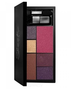 Sleek MakeUp - Палетка для глаз и щек Eye & Cheek Palette (3 оттенка)