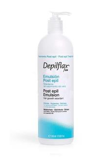 Depilflax - Эмульсия после депиляции с замедлением роста волос