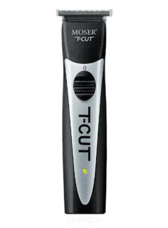 Moser - Машинки для стрижки 1591-0070 Hair clipper T-Cut/триммер, черный