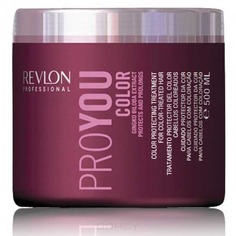 Revlon - Маска для сохранения цвета окрашенных волос Pro You Color, 500 мл