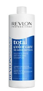 Revlon - Шампунь анти-вымывание цвета без сульфатов TOTAL Color Care in-Salon Services, 1 л