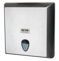 Igrobeauty - Диспенсер для листовых полотенец ASTER PRO HT, 300х105х290, сатин